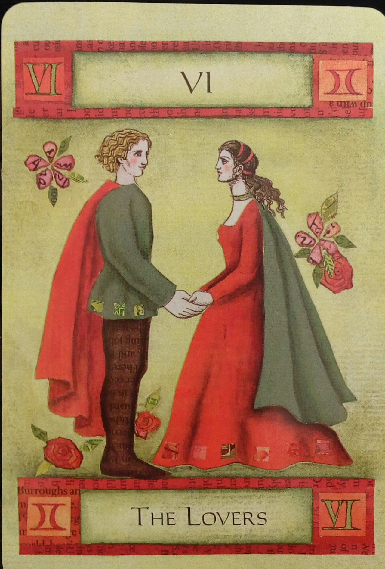 Exploring Tarot Cards:Lovers