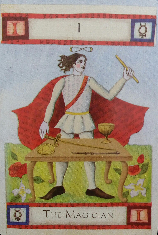 Magician-Tarot