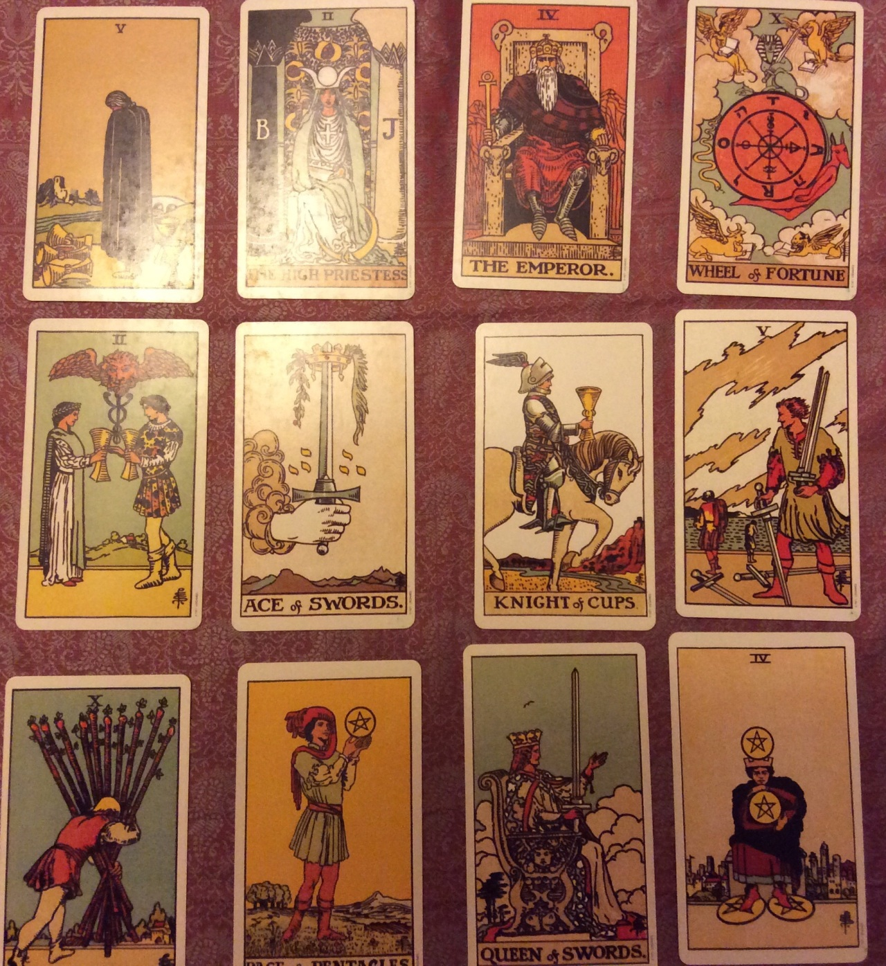 Weekly Tarot Theme Aug 17 to Aug 23 as per SunSigns