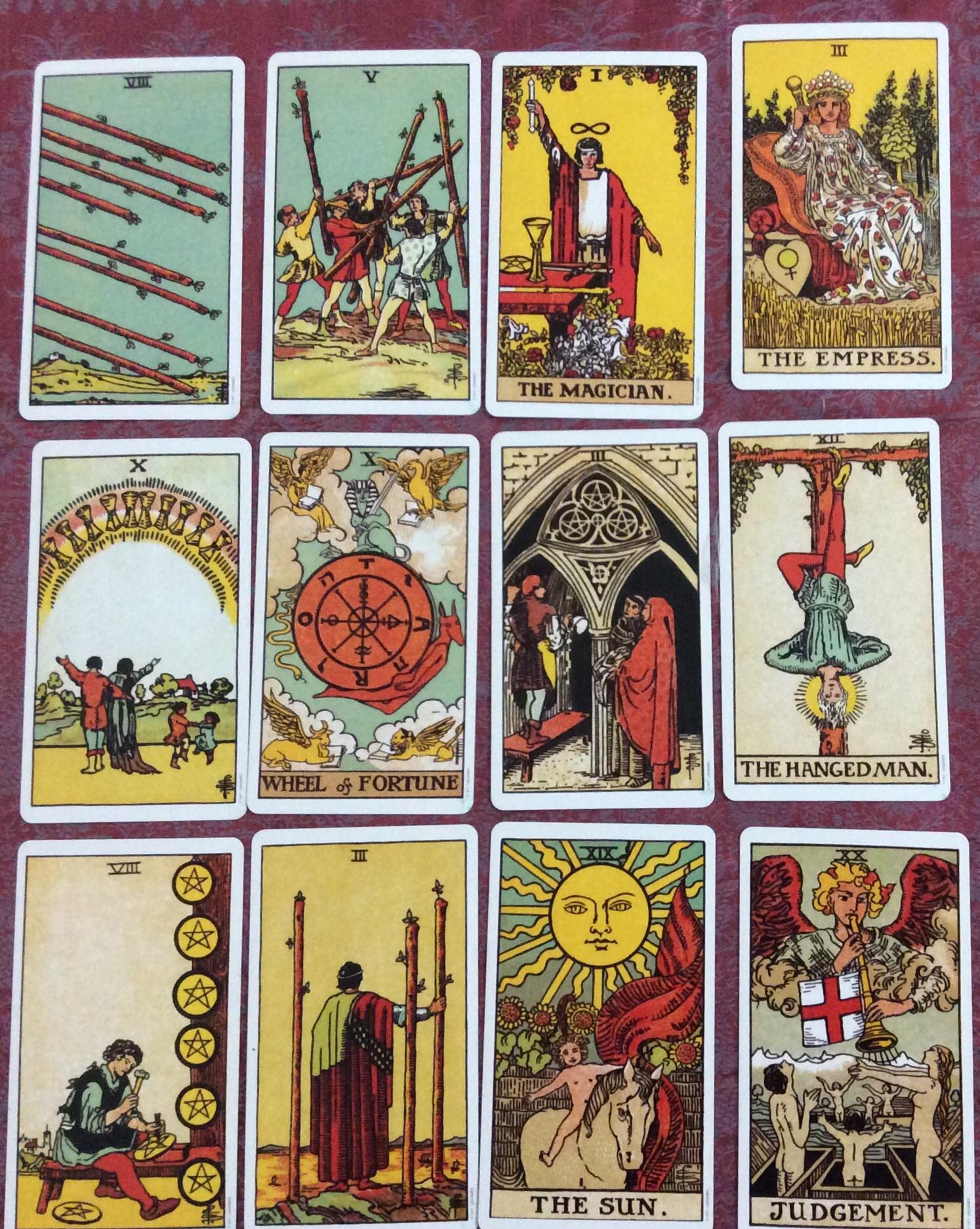 Weekly Tarot Reading I Healingtarotnet: Weekly Tarot Theme Sep 7 To Sep 13 All Sun Signs