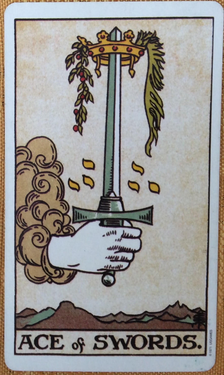 Ace-of-Swords-Tarot-Card