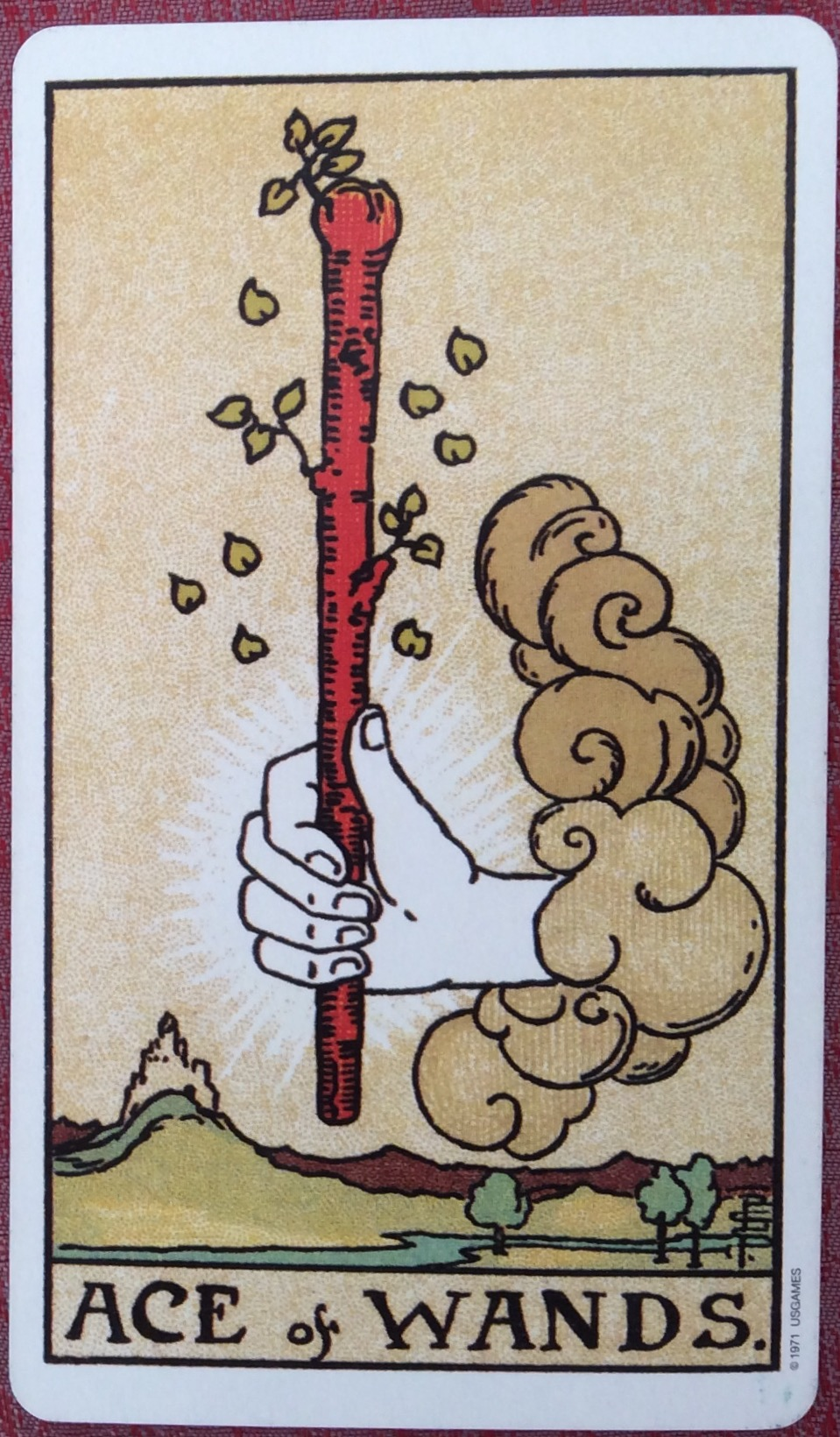 Ace-of-Wands-Tarot-Card