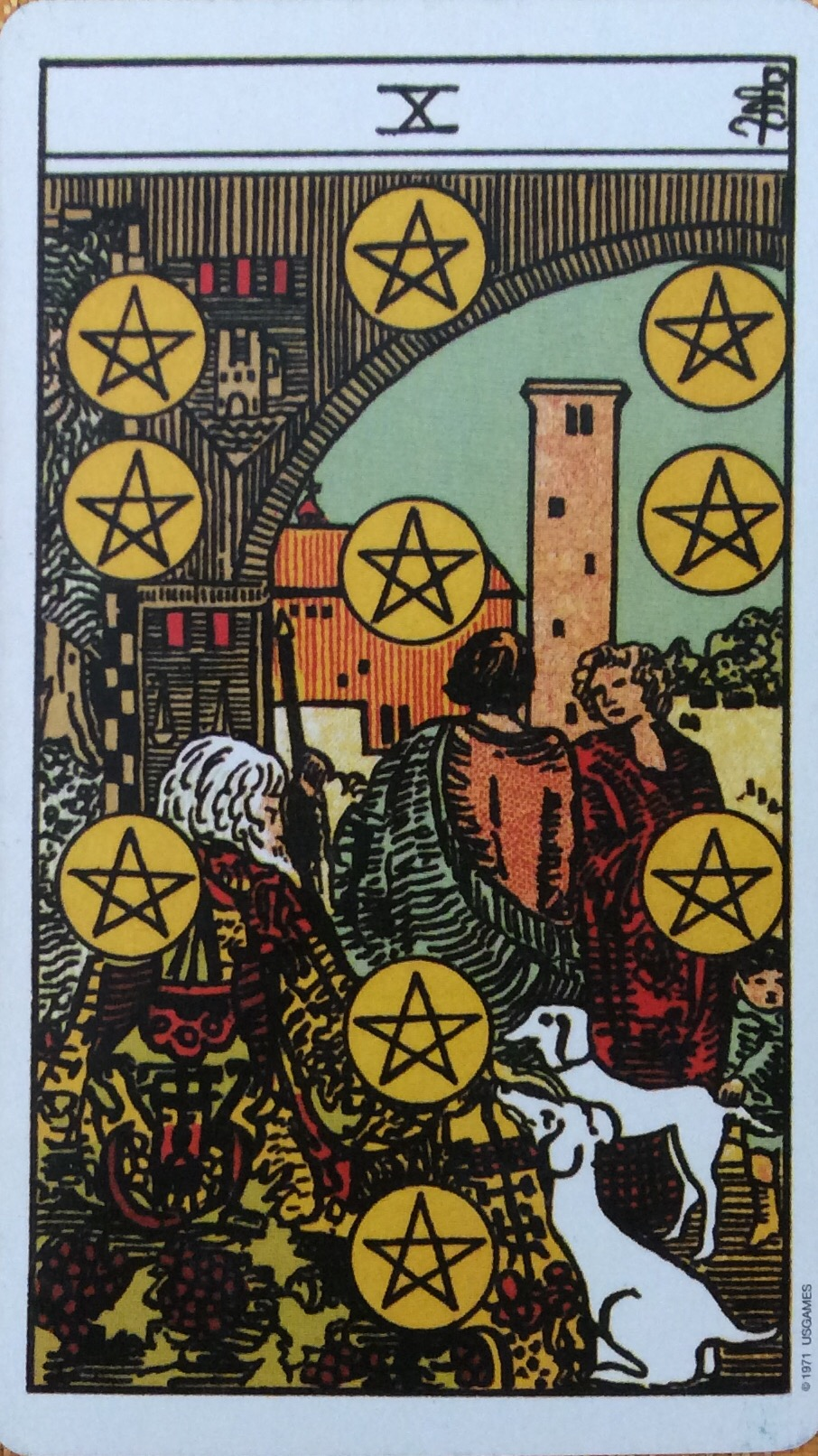 Ten-of-Pentacles