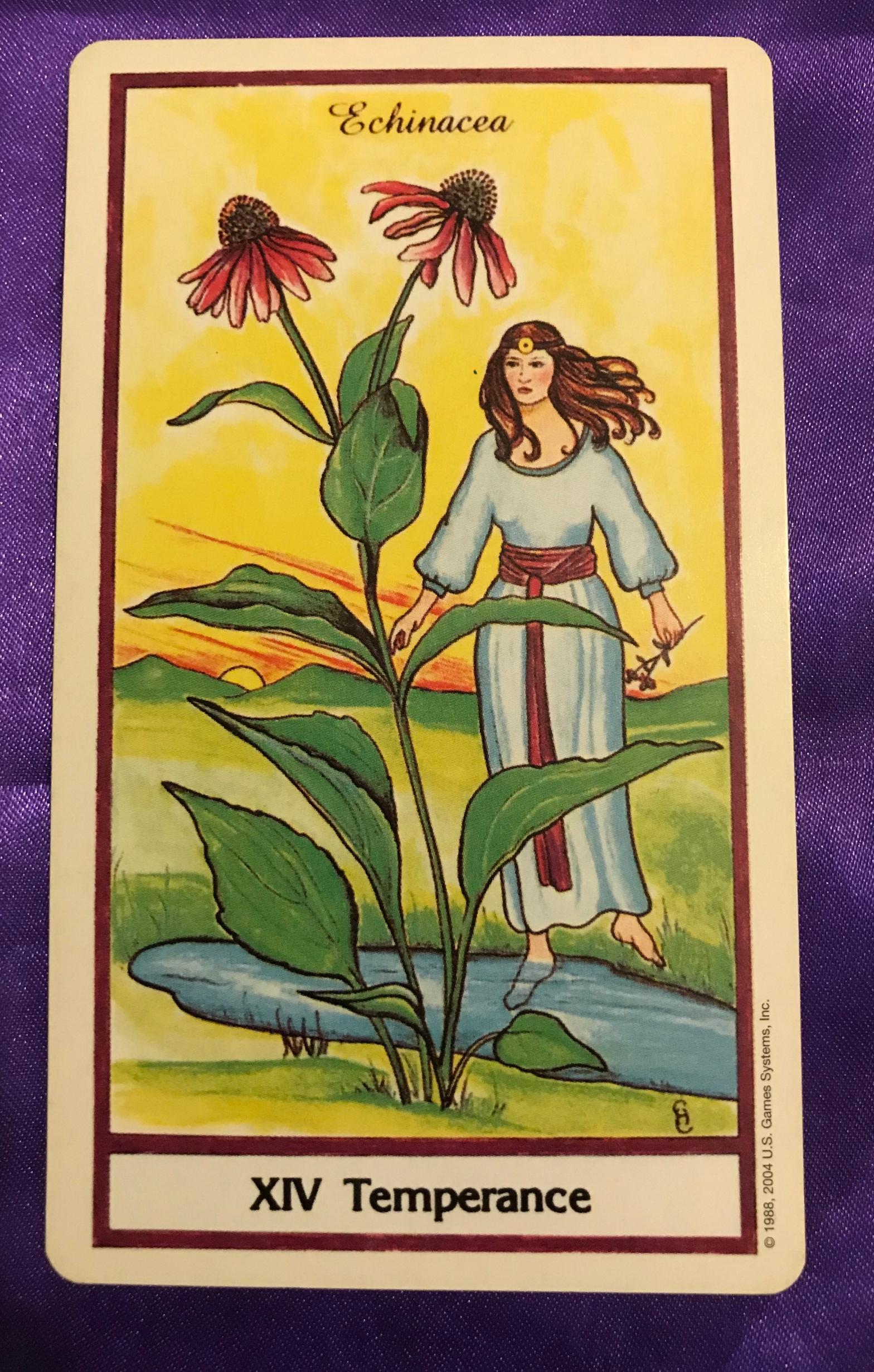 Temperance-Tarot-card